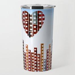 You Make This City Memorable Travel Mug