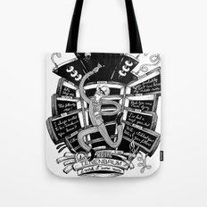I wish it were mine (Tenenbaums) Tote Bag
