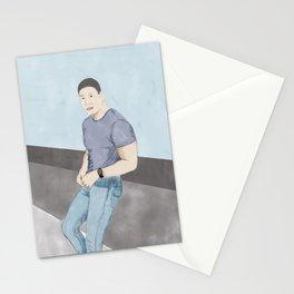 Portrait No. 1 Stationery Cards