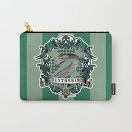 Slytherin Color Carry-All Pouch