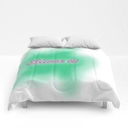 Blaze it Comforters