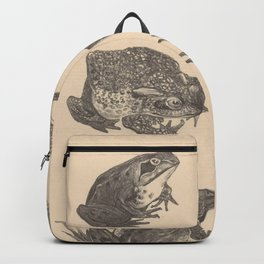 Naturalist Frogs Backpack