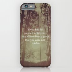 Sufficiency iPhone 6s Slim Case