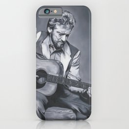 Keith Whitley iPhone Case