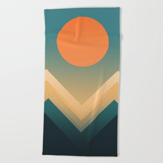 Inca Beach Towel