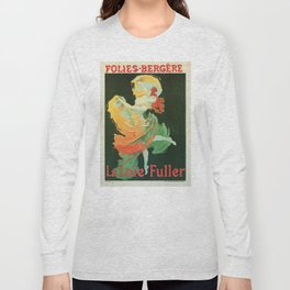La Loie Fuller Long Sleeve T-shirt