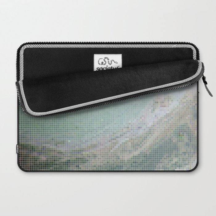 Saturn Infrared Laptop Sleeve