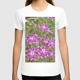 little flower - flor do campo T-shirt
