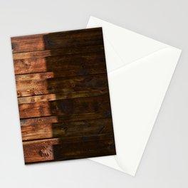 Barnwood Texture Stationery Cards
