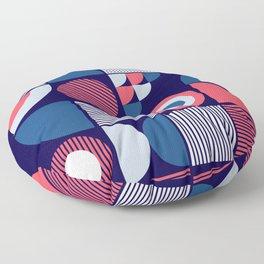 Mod Geo Floor Pillow