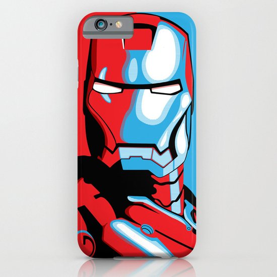 Iron Man iPhone & iPod Case