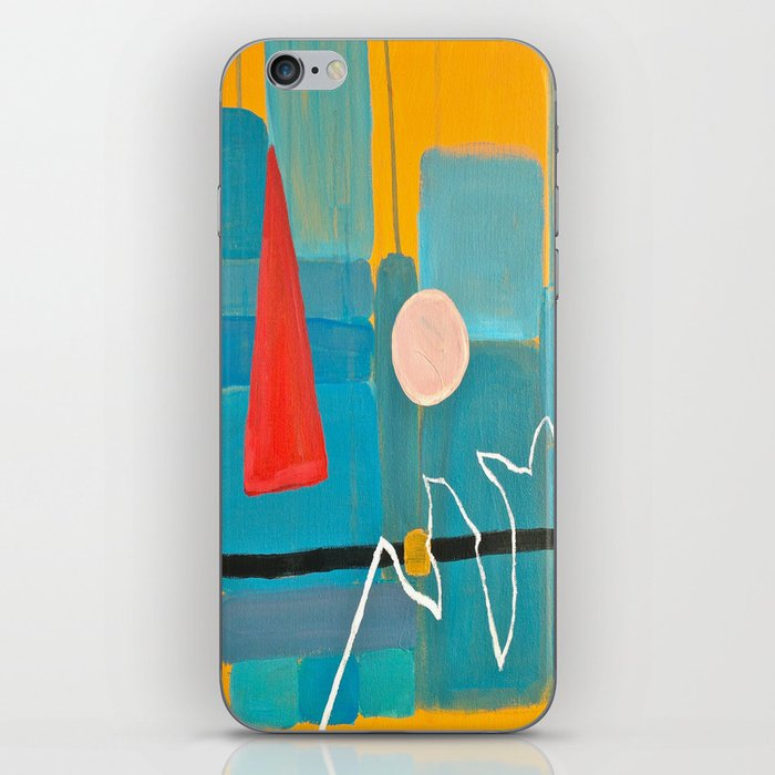 Abstract Study of Gnome (Pt.5) iPhone Skin