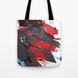 Adventures in an Amorphous Landscape Tote Bag