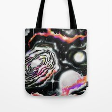 Cosmic Candy Tote Bag