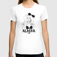 rupaul T-shirts featuring Alaska by Payden Evans