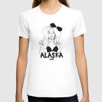 alaska T-shirts featuring Alaska by Payden Evans
