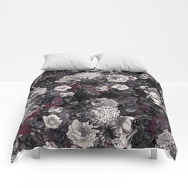 Night Garden XXXIV Comforters