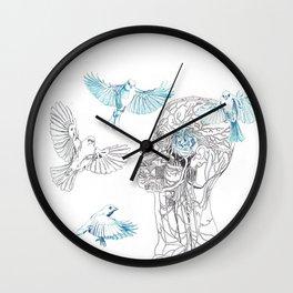 The Nest Wall Clock