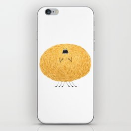Poofy Snafiss iPhone Skin