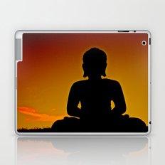 In Buddha's Shadow Laptop & iPad Skin
