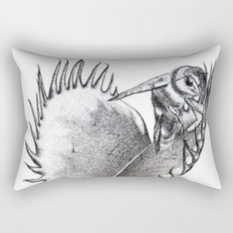 Venus Fly Trap Rectangular Pillow