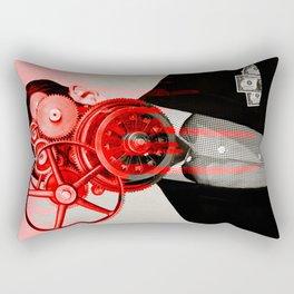 Machine Head R2 Rectangular Pillow