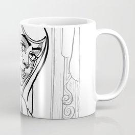 Sor Juana POP Coffee Mug
