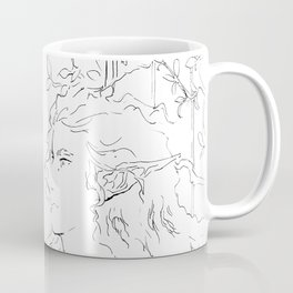 Elven Knight Coffee Mug