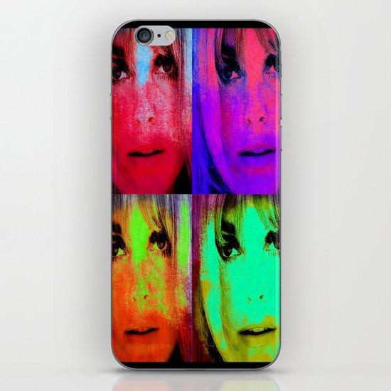 Sharon Tate iPhone & iPod Skin