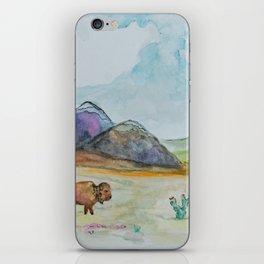Wonderful World iPhone Skin