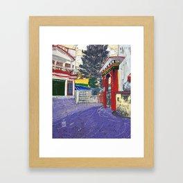 Deckyiling Framed Art Print