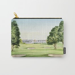 Southern Hills Golf Course 18th Hole Carry-All Pouch