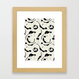 Catz Framed Art Print