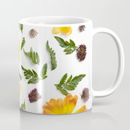 Happy flower Pattern Coffee Mug