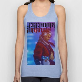 Legendary Guardian Unisex Tank Top