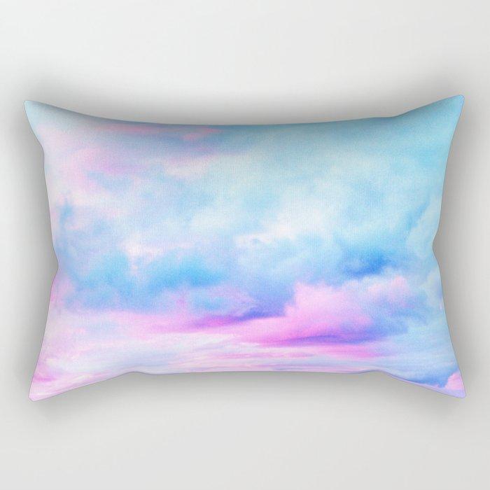 Clouds Series 2 Rectangular Pillow