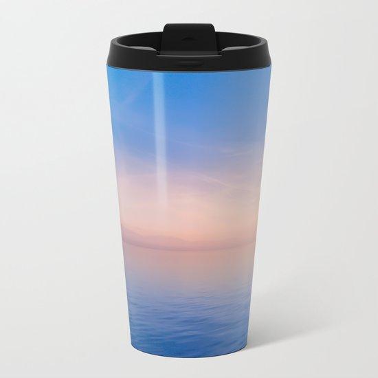 Day Light Metal Travel Mug