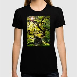Beneath the Bodhi Tree T-shirt