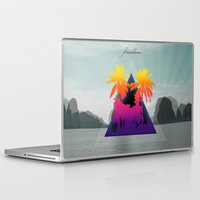 freedom Laptop & iPad Skins featuring freedom by mark ashkenazi