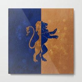 Gryffinclaw Metal Print