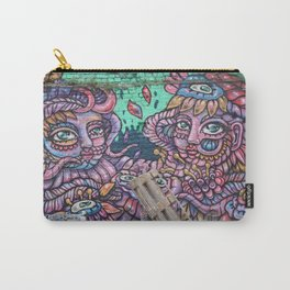 Trance Alternative Graffiti London Ladies Carry-All Pouch