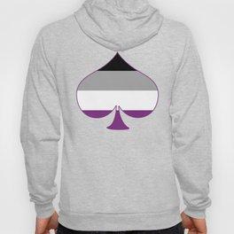 Asexual Spade Hoody
