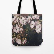 Angel Flowers  Tote Bag