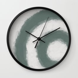 Print 7 Wall Clock