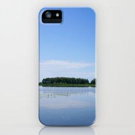 Still Lake iPhone Case