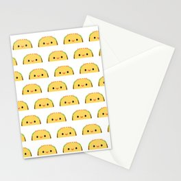 Happy Tacos Stationery Cards