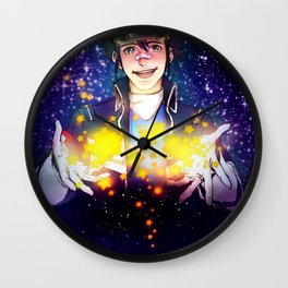 Clay Terran-Ace attorney Duel Destinies Wall Clock