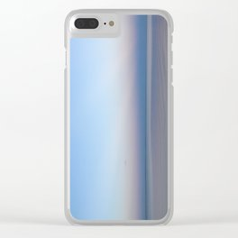 The best place in the whole world Clear iPhone Case