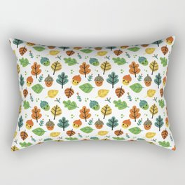 l'automne mignon Rectangular Pillow
