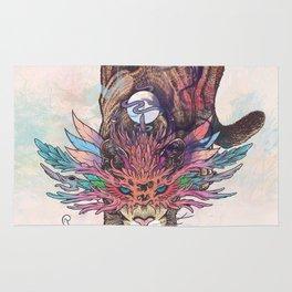Journeying Spirit (Mountain Lion) Rug